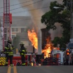 1 firefighter killed, several others, including police officer, civilians injured in explosion