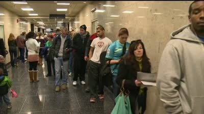 Early voting wraps up with big turnout