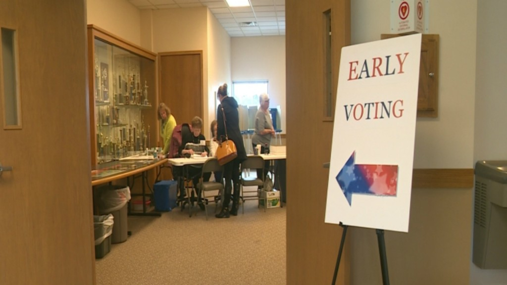 Record number of in-person absentee ballots cast in Madison, officials say