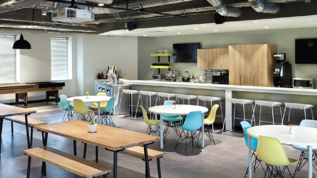 5 innovative gathering spaces in Madison businesses