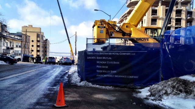 Findorff, OSHA investigate fatal fall at construction site