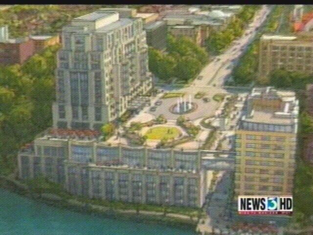 Edgewater Hotel lays off staff for renovation