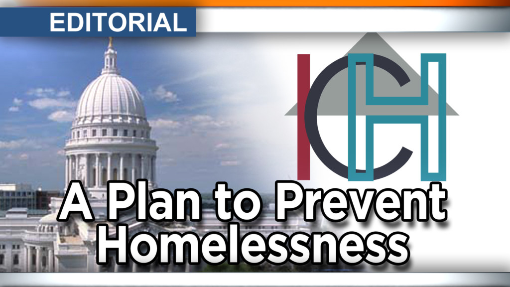 Editorial: Plan to prevent homelessness