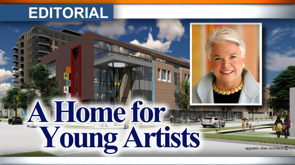 Editorial: A home for young artists