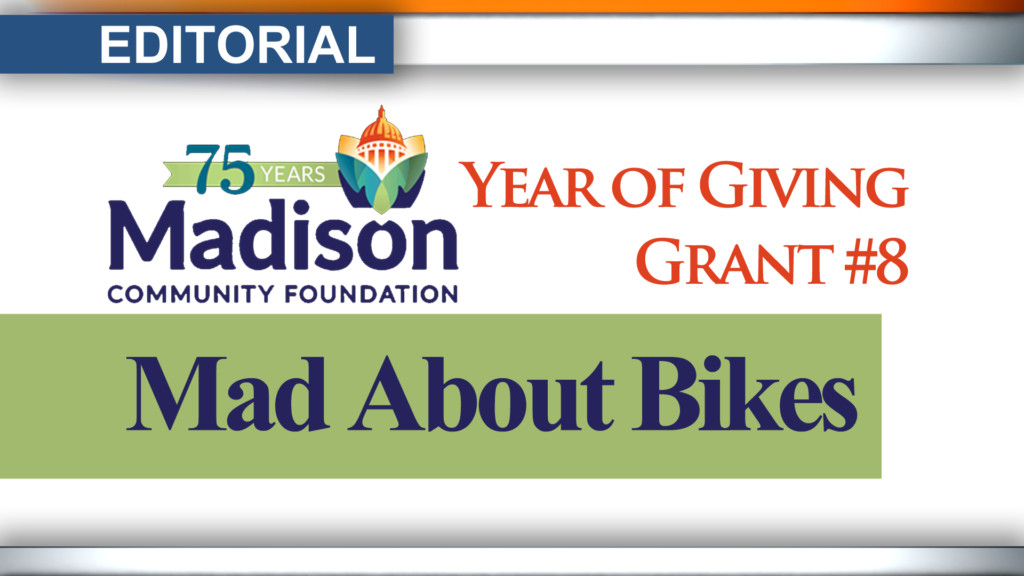 Editorial: Mad About Bikes