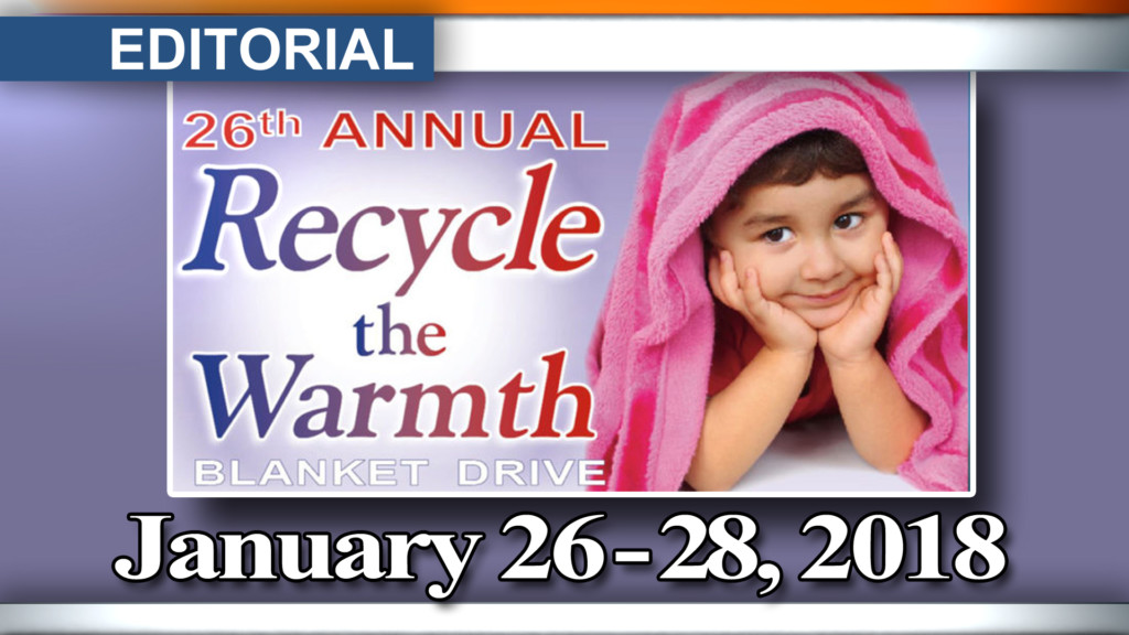 Editorial: Recycle the Warmth