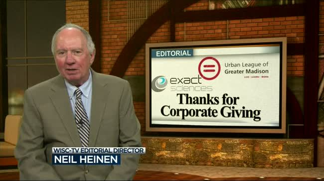 Editorial: Thankful for corporate giving