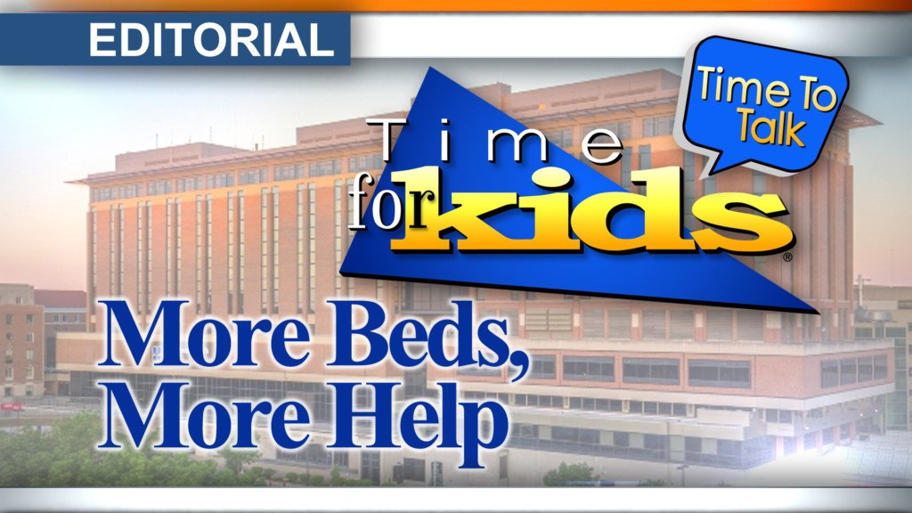 Editorial: More beds, more help