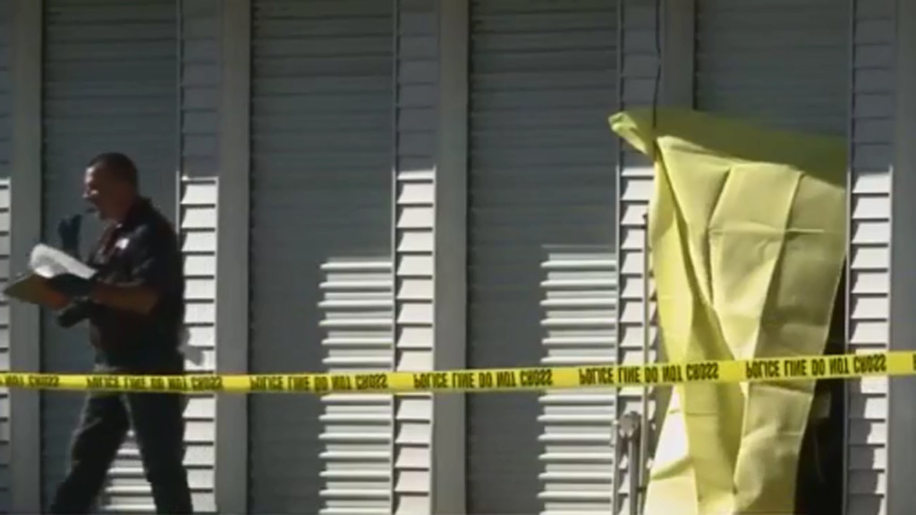 Investigation underway after a man's body is found in an Onalaska storage unit