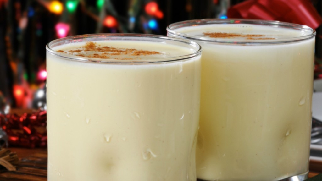 A toast to classic holiday drinks