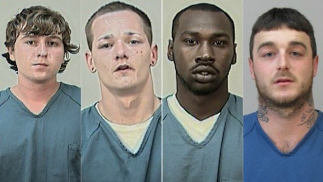 4 arrested in monthslong investigation following heroin death