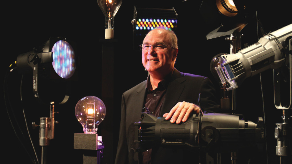 Electronic Theater Controls lights the way nationally and locally