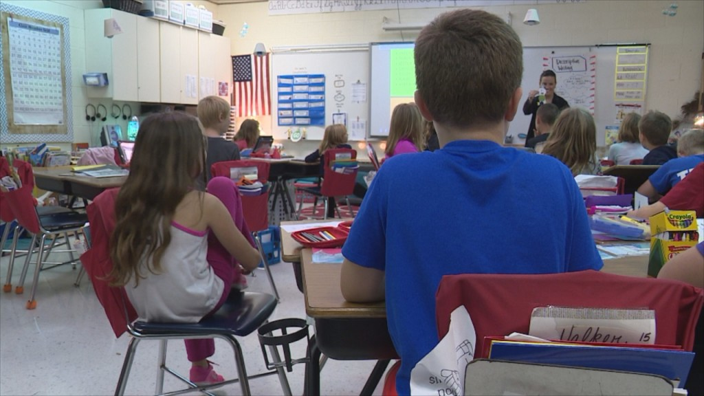 Some Wisconsin schools switch to standards-based grading