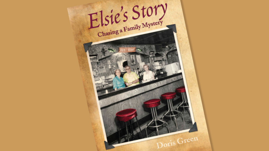 Spring Green author solves a family mystery in new book