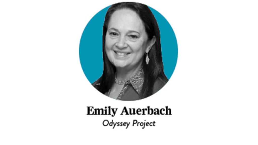 The M List 2016: Emily Auerbach