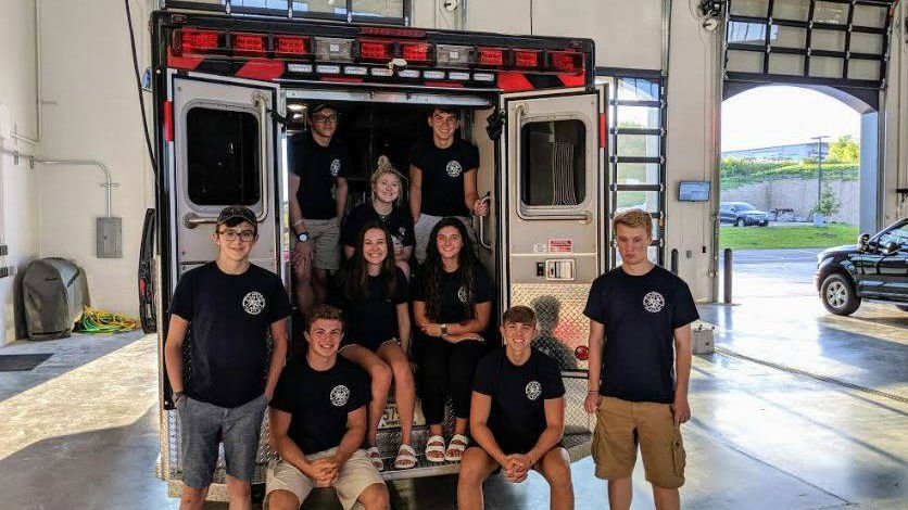 Fundraiser goal reached to help Mount Horeb teens become EMTs
