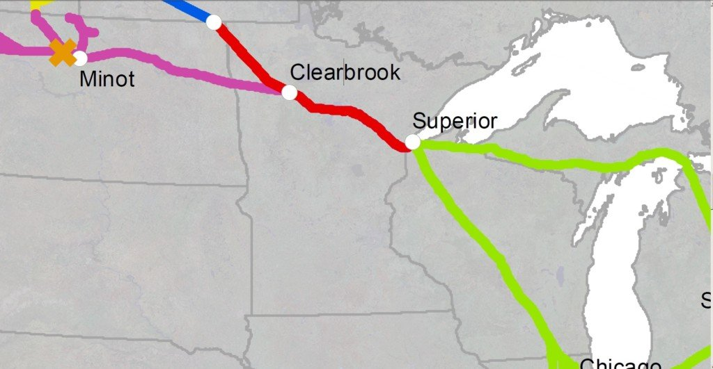 Enbridge completes rock sampling for Michigan tunnel project