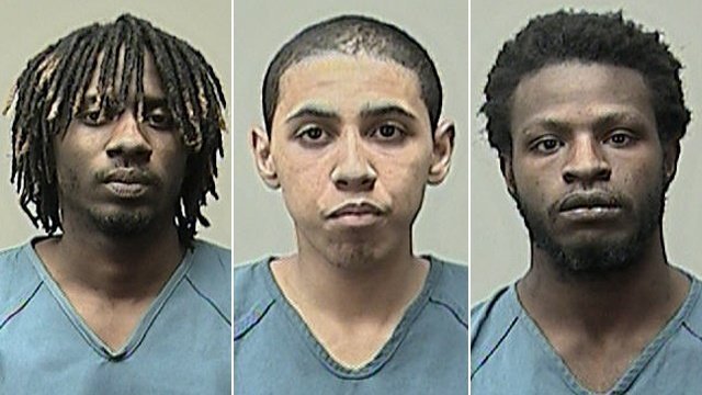 6 allegedly involved in 'violent home invasion' charged