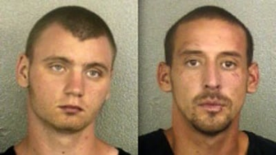 Escaped inmates suspected in convenience store beating, robbery
