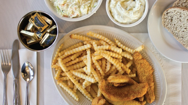 Friday fish fry is a nearly untouchable tradition