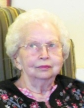 Eunice Mildred Peterson