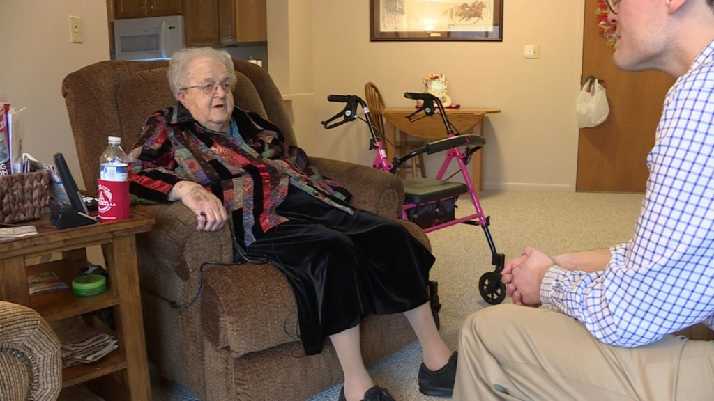 At 91, longtime Rock County supervisor giving up seat