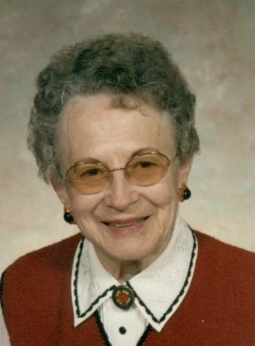Evelyn M. Nordness