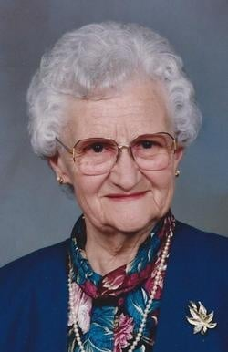 Evelyn Mary Kelter