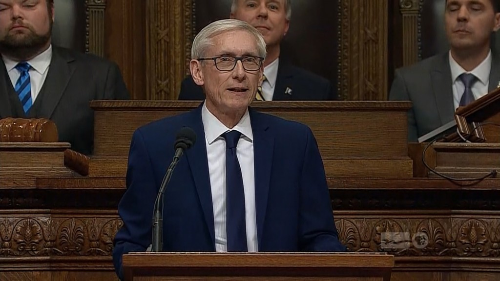 Gov. Evers' budget plan increases school funding by $1.4 billion, changes complex funding formula