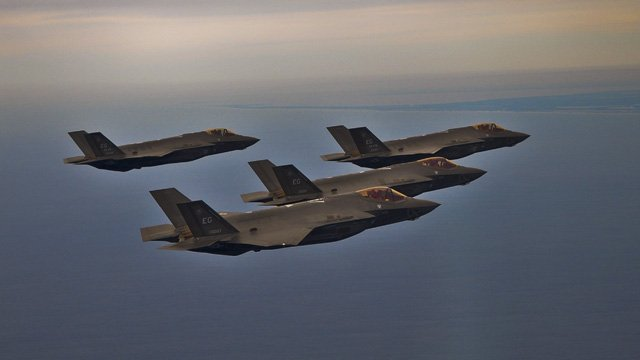 Other city vying for F-35 jets tries to give Madison a run for its money