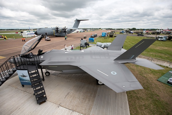 Truax Field makes final cut as possible home of F-35's