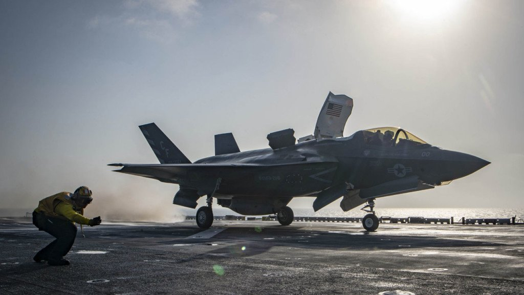Badger Air Council says F-35 report will help 'mitigate impacts' of noise increase