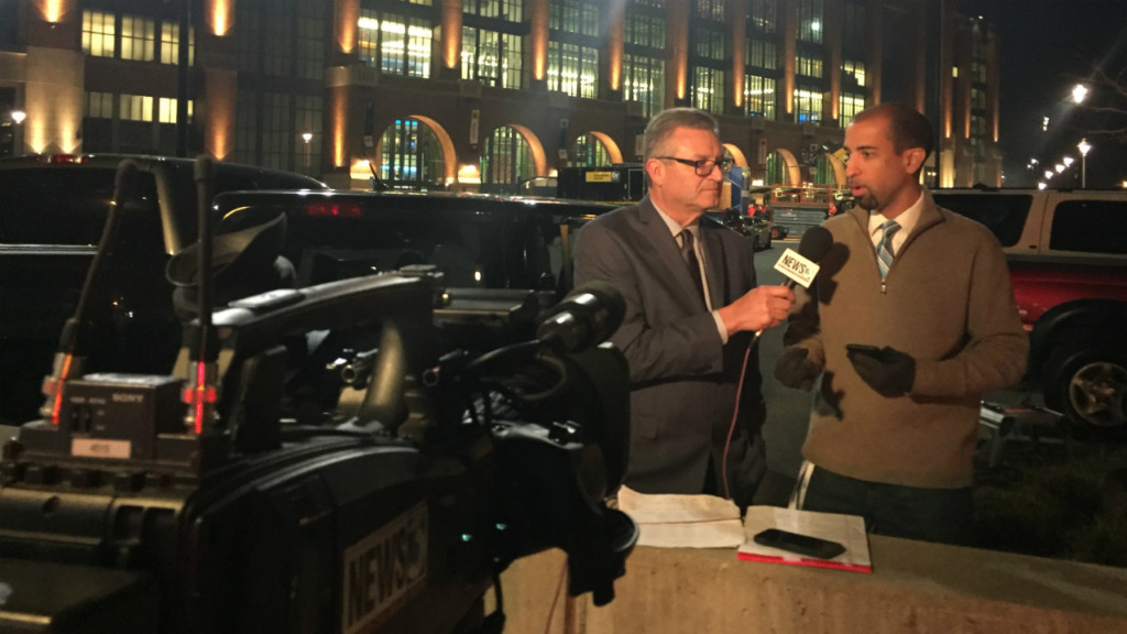 News 3's Jay Wilson and Kevin Lewis answer your questions ahead of Badgers game in Indianapolis