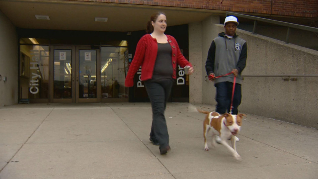 Owner reunited with dog, blames Humane Society