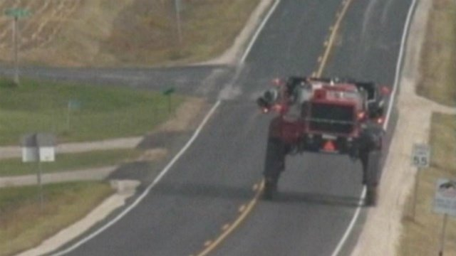 Recommendations for farm-equipment use on public roads sent to Capitol