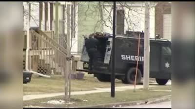Law enforcement defends use of armored vehicles