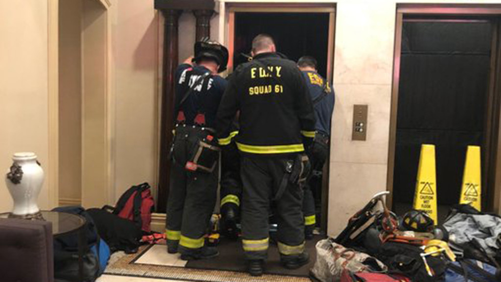 30-year-old from Wisconsin crushed to death by elevator at NYC apartment building