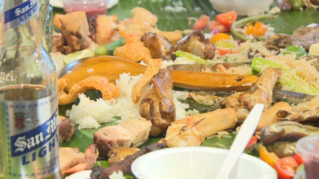 Kamayan Feast brings a taste of Filipino culture to Madison without forks