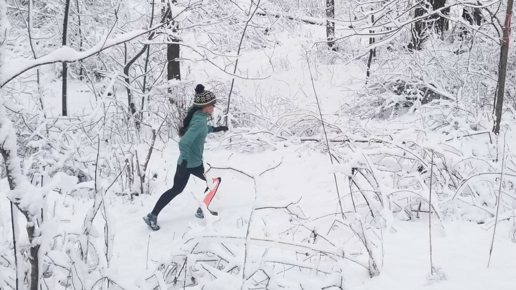 How to keep running all winter long