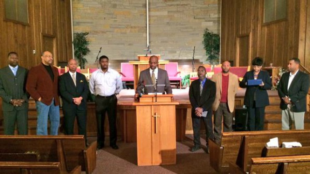 Black church leaders: Ferguson will not happen in Madison
