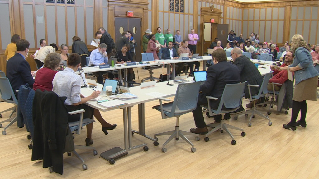 Finance Committee approves funding for police-oversight position