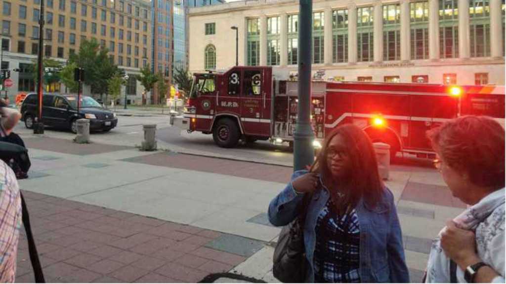 Mayor: Fire alarm at City County Building caused by sensor