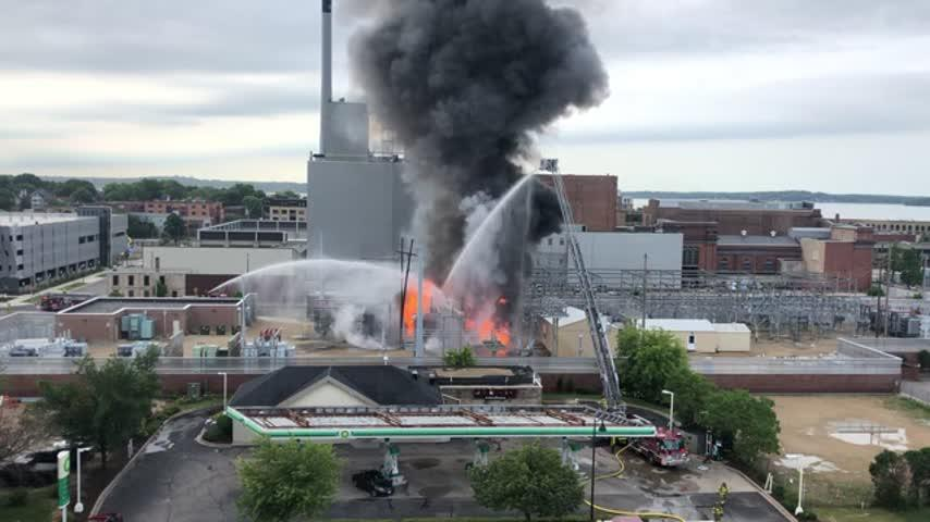 MGE officials: Substation fire, explosion originated in piece of ATC equipment