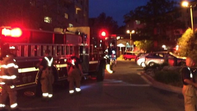Fire at retirement community contained by sprinklers, causes water damage