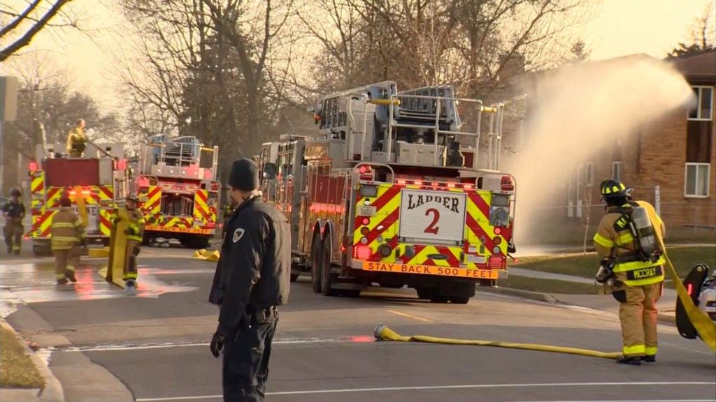 MFD: West side fire caused by carelessly-discarded smoking materials