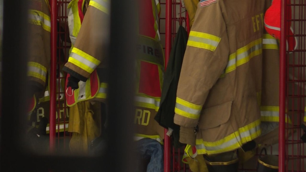 Six people displaced in Janesville fire