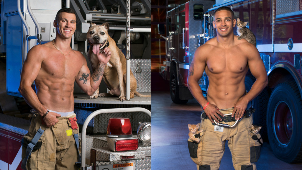 Firefighters turn up the heat, pets bring cuteness in 2020 calendar