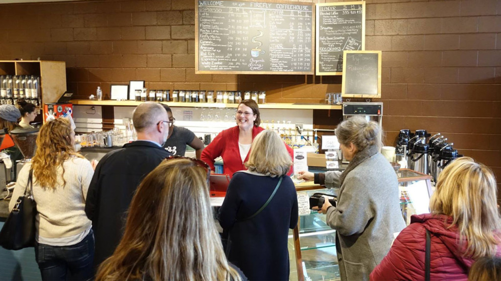 New Firefly Coffeehouse owners add cheese to the menu