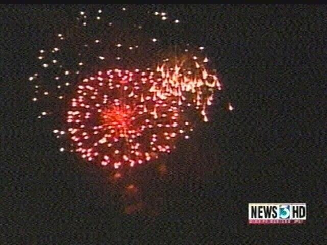 City will fund Elver Park fireworks another year