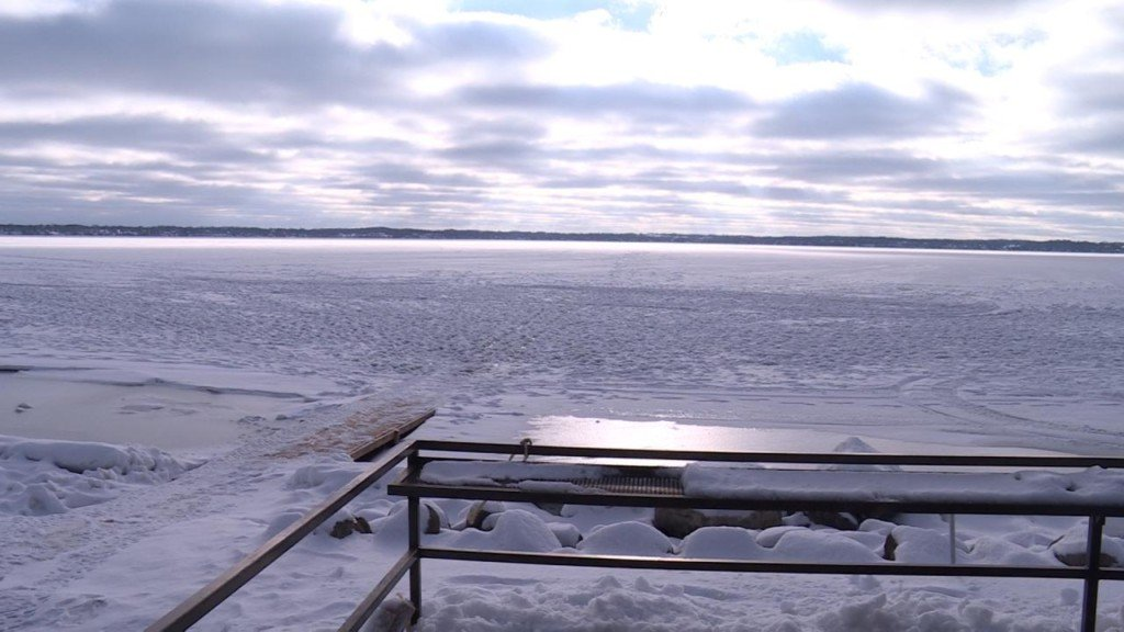 Poor ice conditions force fisheree cancellation